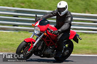 Ducati Monster Owners Club at Brands Hatch
