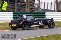 Caterham Motorsport Races - Cadwell Park