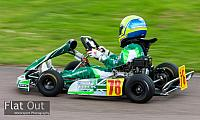 Grampian Kart Club demo at Speedfest15