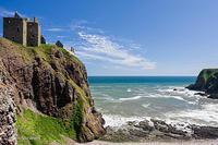 Dunnotar Cliffs